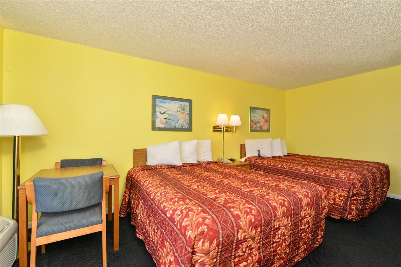 Room - Americas Best Value Inn Satellite Beach