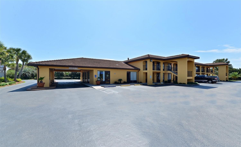 Exterior view - Americas Best Value Inn St Augustine Beach