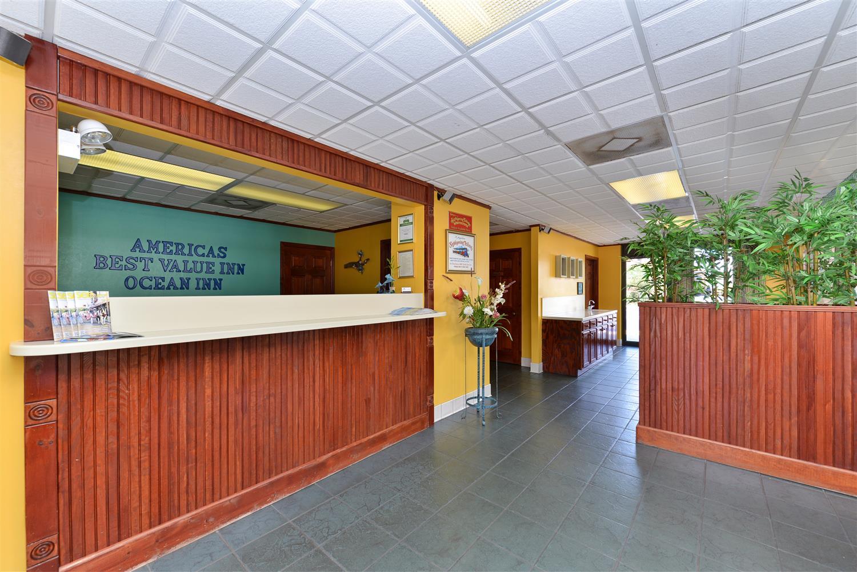 Lobby - Americas Best Value Inn St Augustine Beach