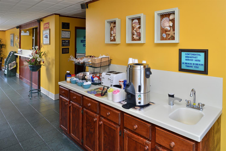 Restaurant - Americas Best Value Inn St Augustine Beach