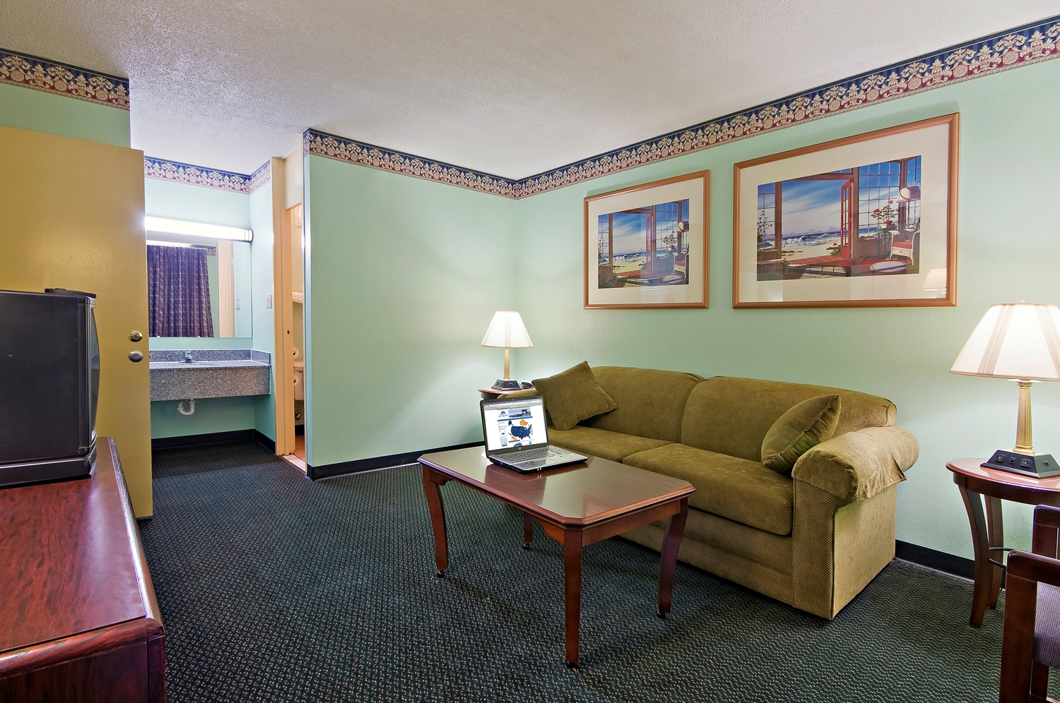 Suite - Americas Best Value Inn & Suites Dalton