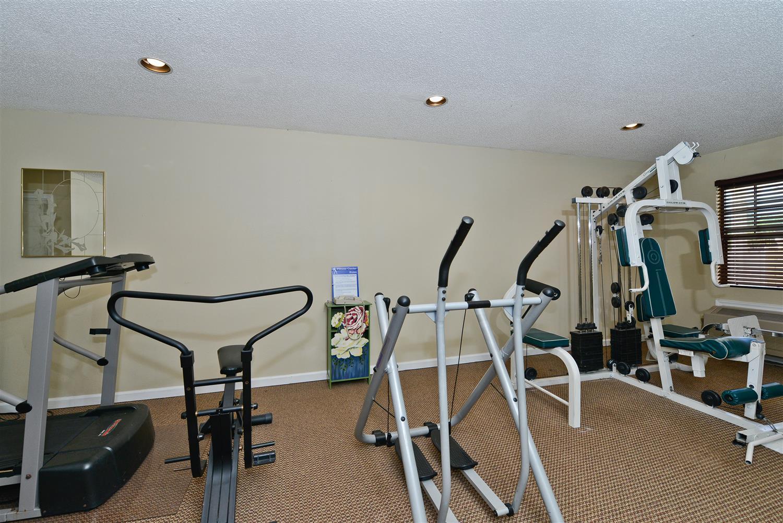 Fitness/ Exercise Room - Americas Best Value Inn Hazlehurst