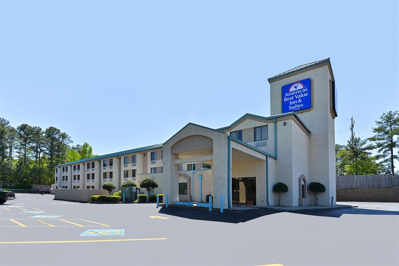 Exterior view - Americas Best Value Inn & Suites Morrow