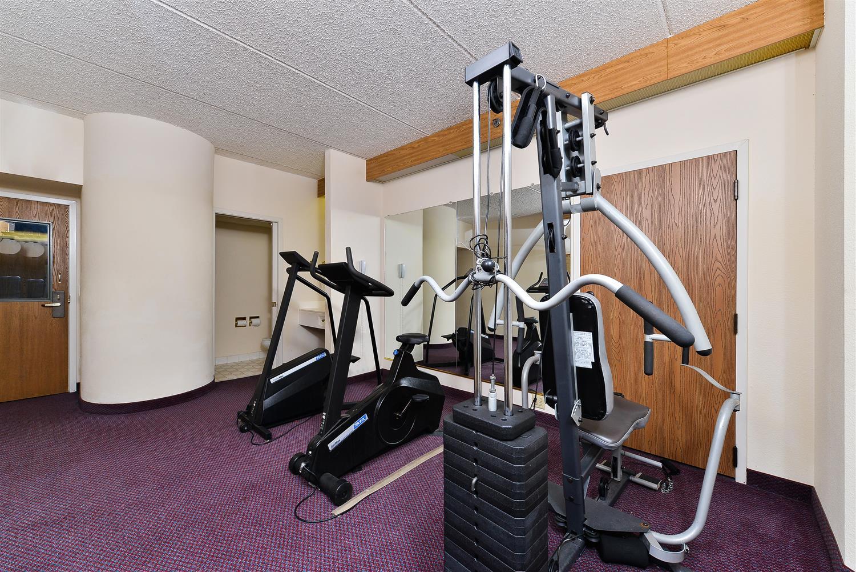 Fitness/ Exercise Room - Americas Best Value Inn & Suites Morrow
