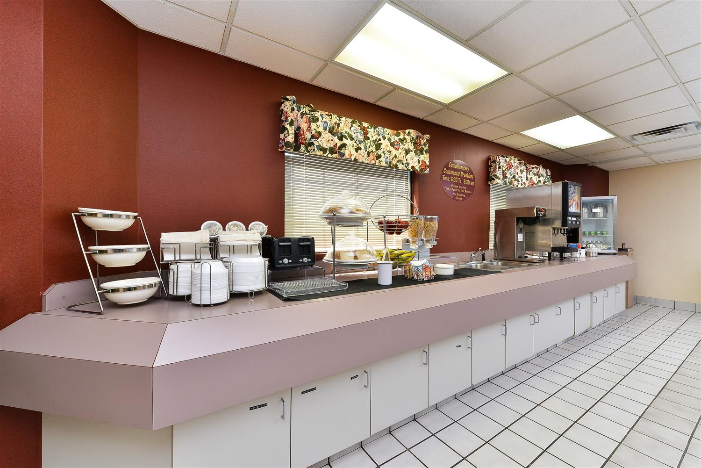 proam - Americas Best Value Inn & Suites Morrow