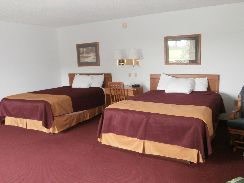 Room - Americas Best Value Inn Emmetsburg