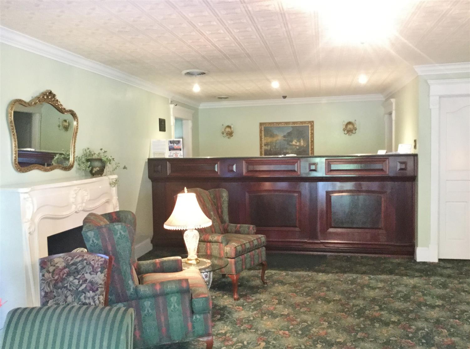 Lobby - Americas Best Value Inn Osceola