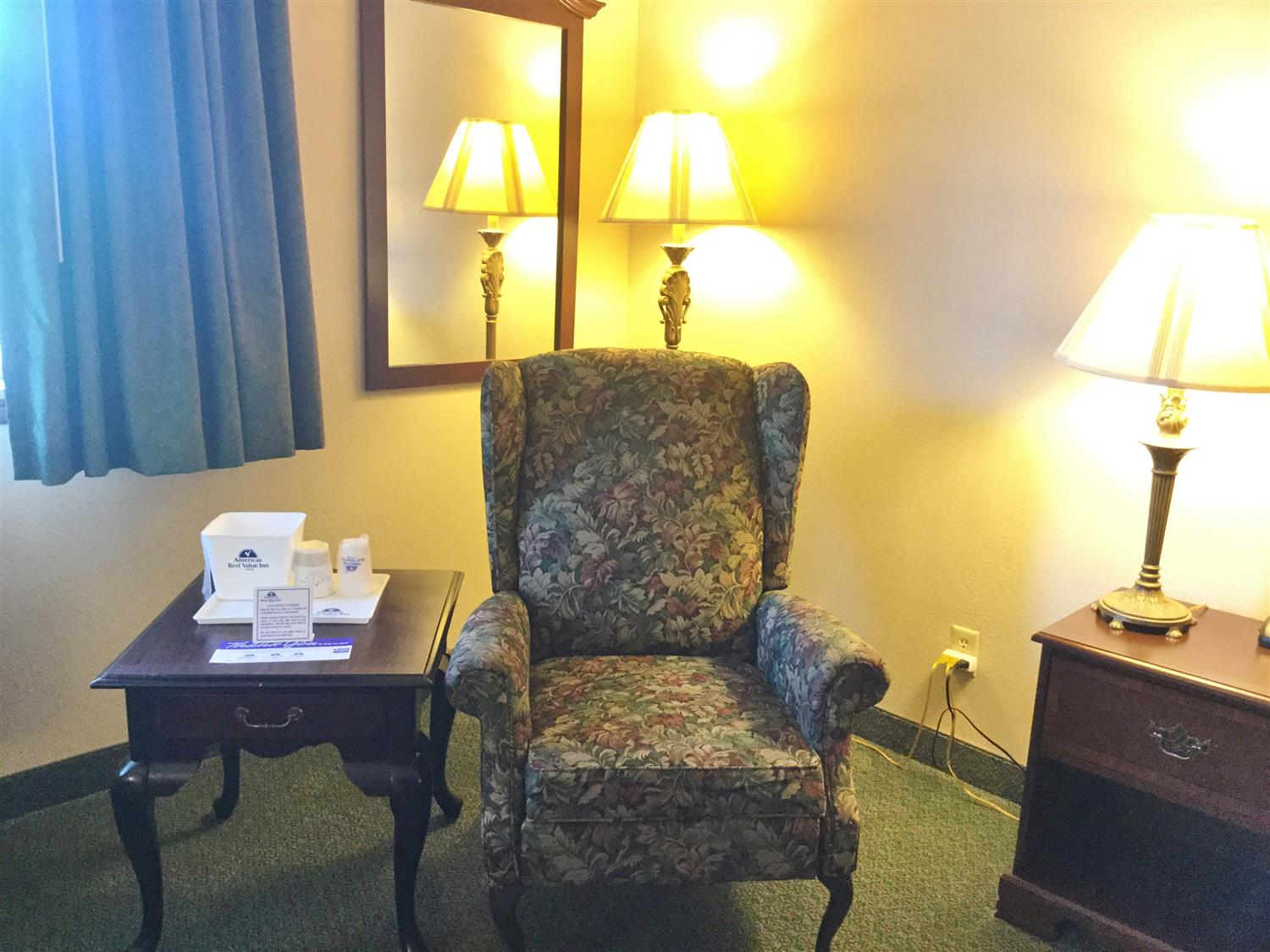 Amenities - Americas Best Value Inn Osceola
