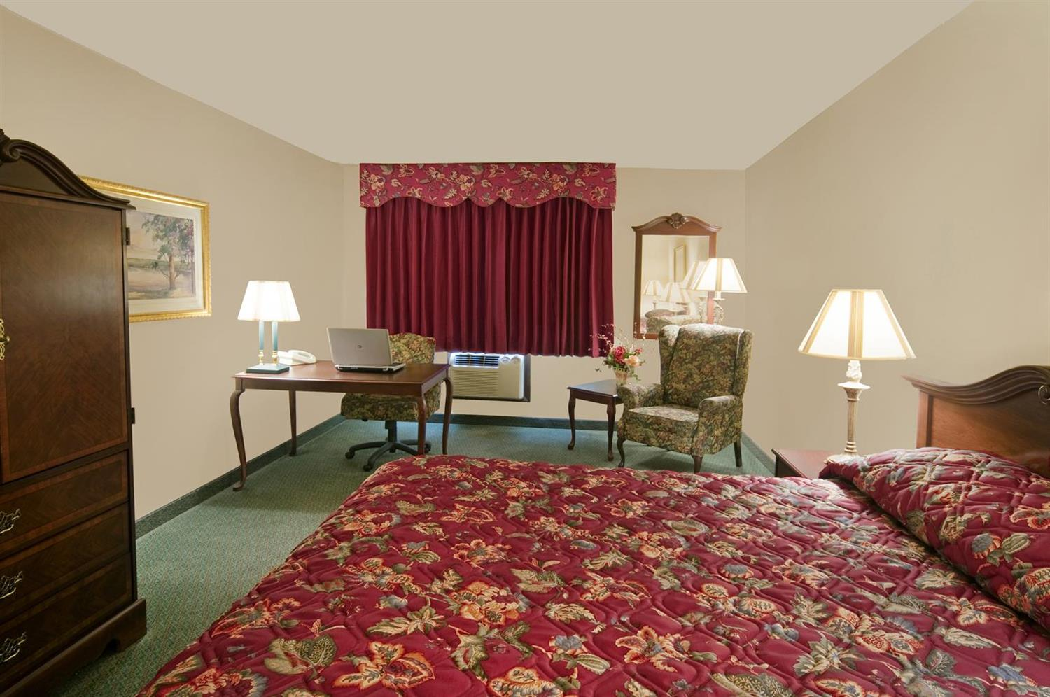 Room - Americas Best Value Inn Osceola