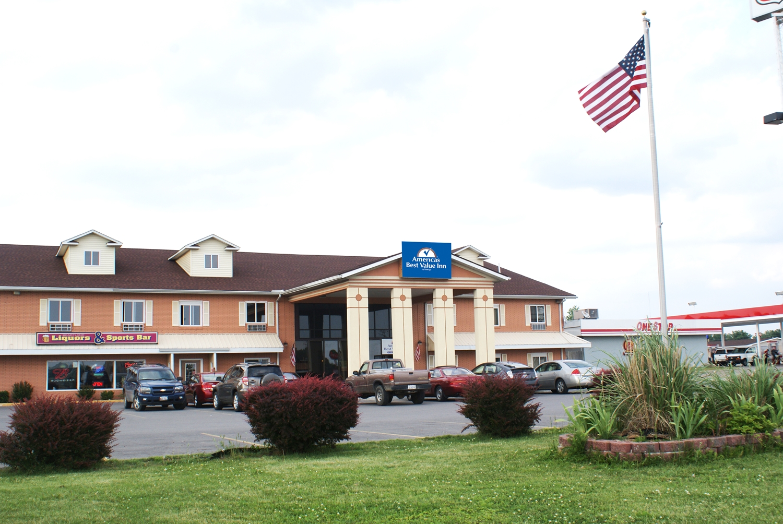 Exterior view - Americas Best Value Inn Marion