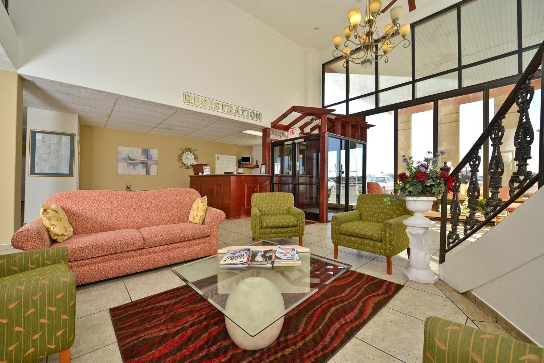 Lobby - Americas Best Value Inn Marion