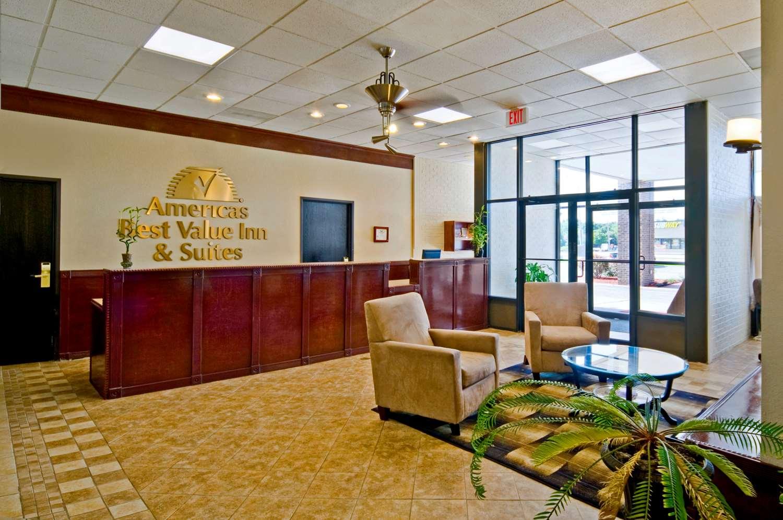 Lobby - Americas Best Value Inn & Suites Hesston