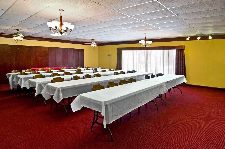 Meeting Facilities - Americas Best Value Inn & Suites Hesston