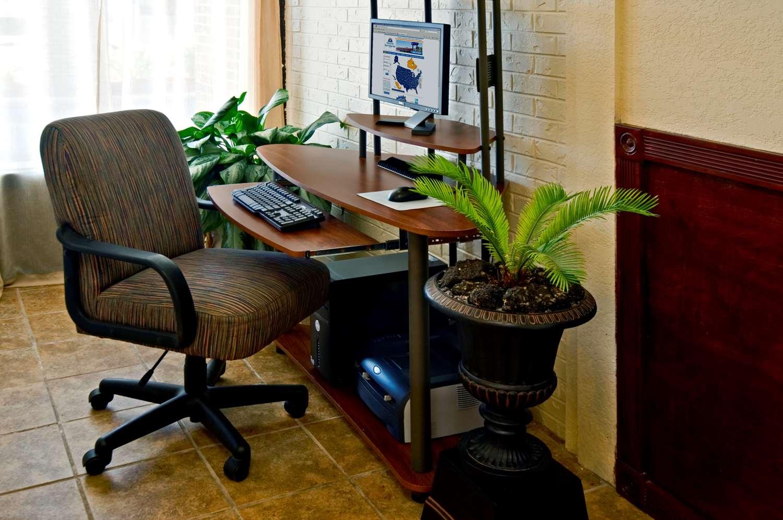 Conference Area - Americas Best Value Inn & Suites Hesston