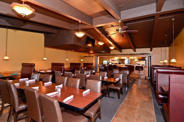 Restaurant - Americas Best Value Inn Iola