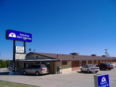 Exterior view - Americas Best Value Inn Liberal