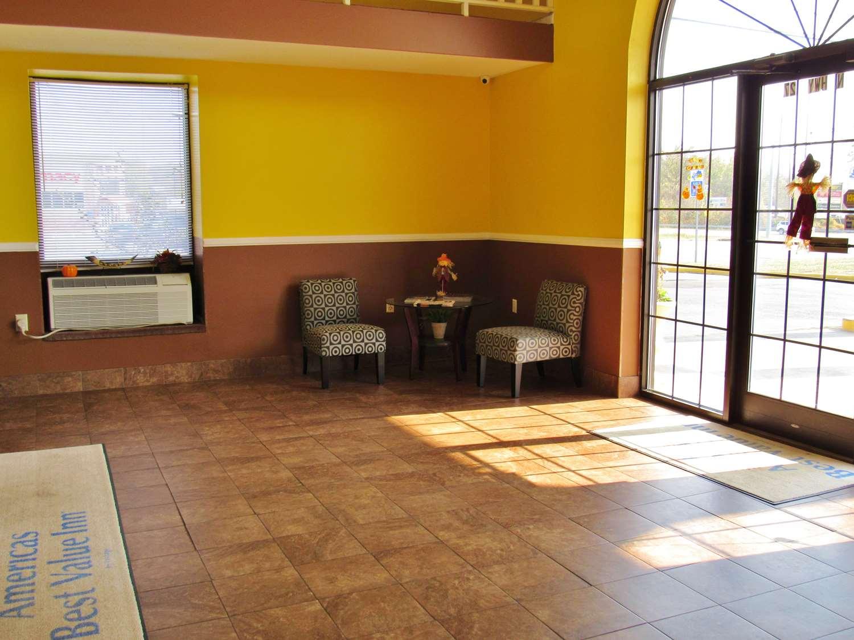 Lobby - Americas Best Value Inn Somerset