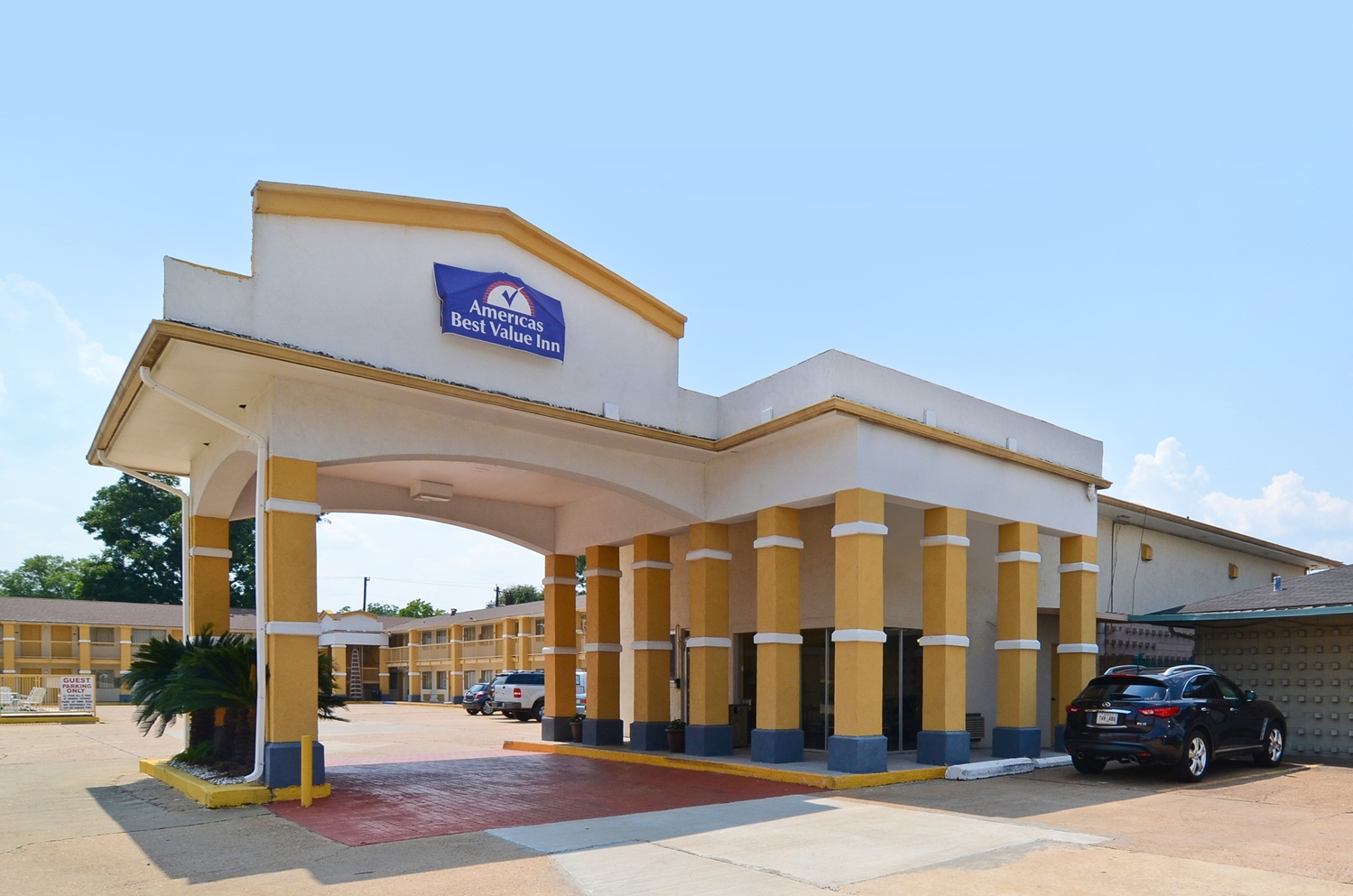 Exterior view - Americas Best Value Inn Alexandria
