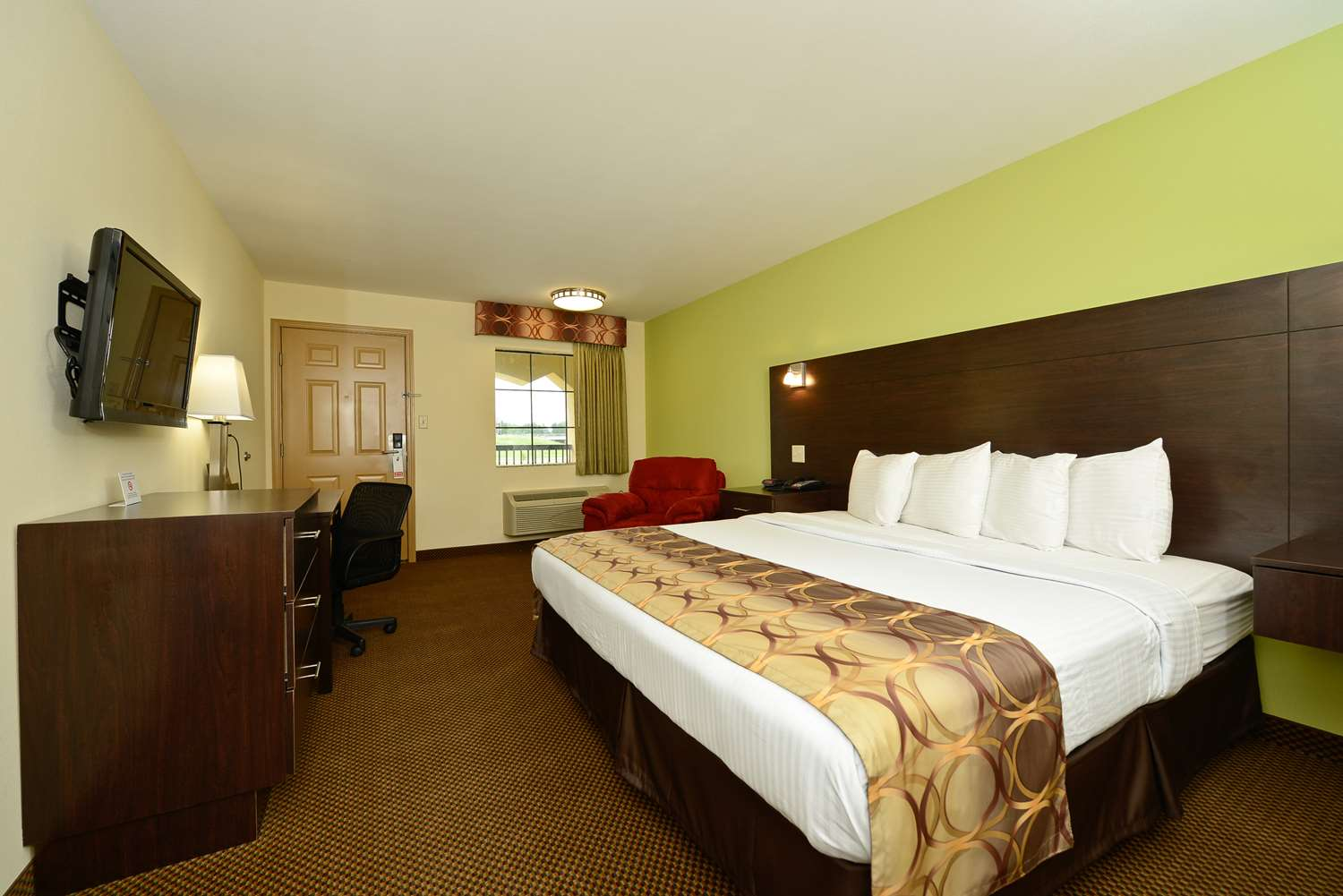 Room - Americas Best Value Inn & Suites Broad Street Lake Charles