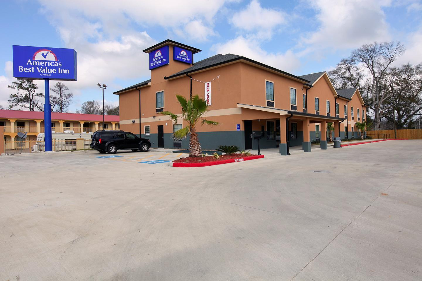 Exterior view - Americas Best Value Inn Sulphur