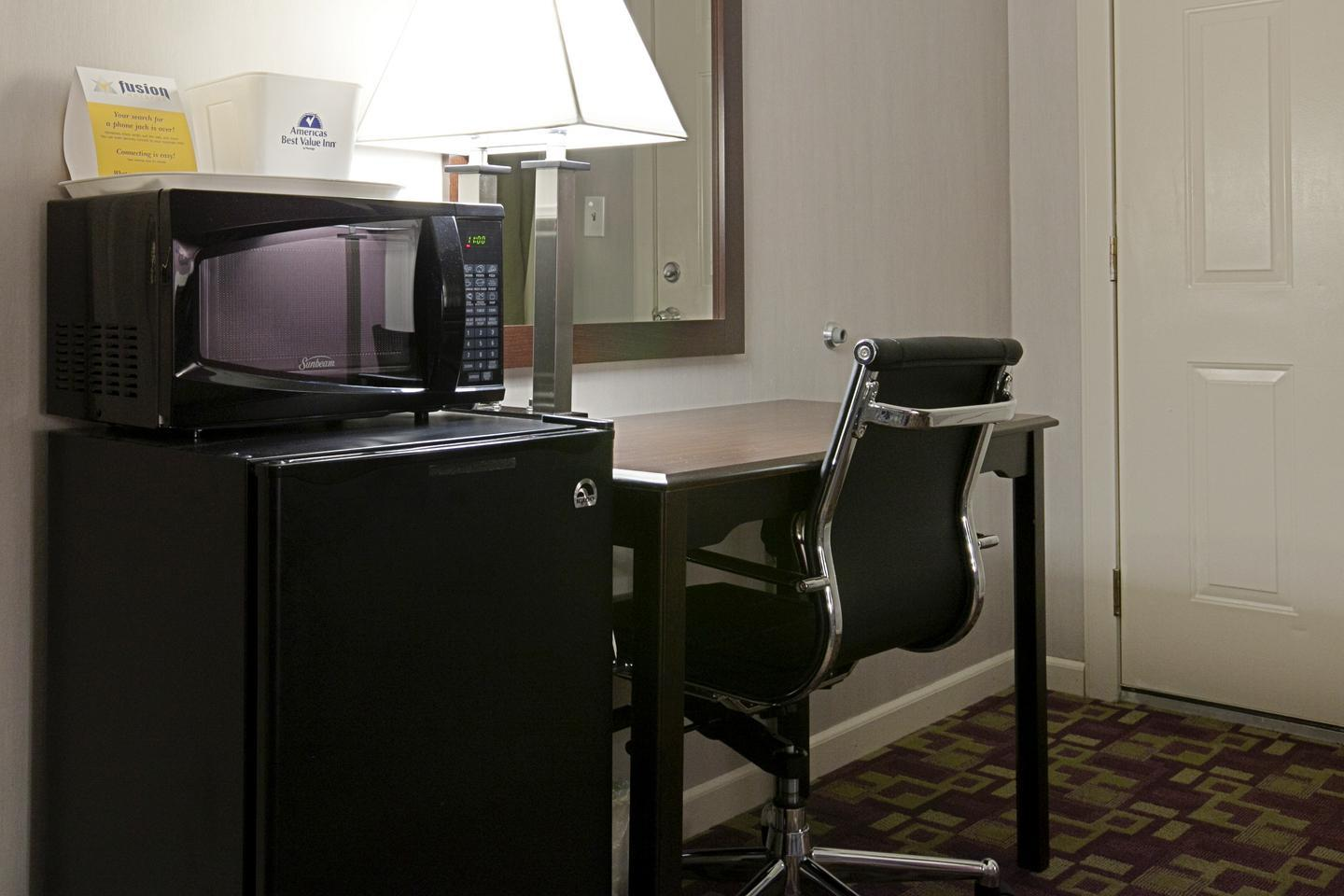 Amenities - Americas Best Value Inn Holyoke