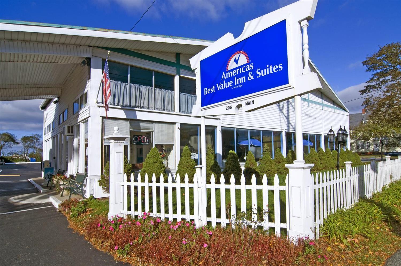 Exterior view - Americas Best Value Inn & Suites Hyannis