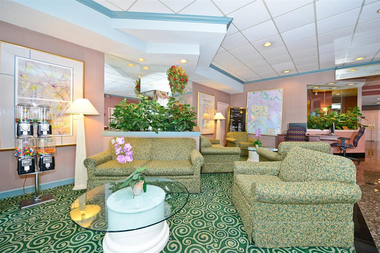 Lobby - Americas Best Value Inn Baltimore