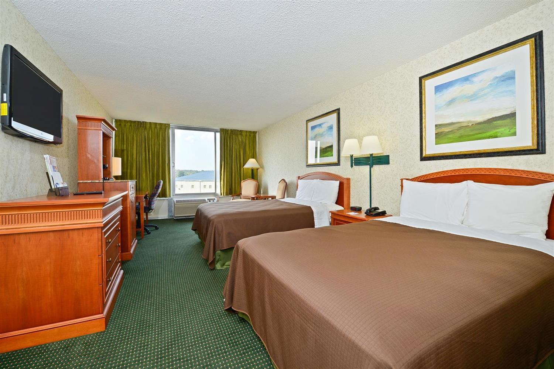 Room - Americas Best Value Inn Baltimore