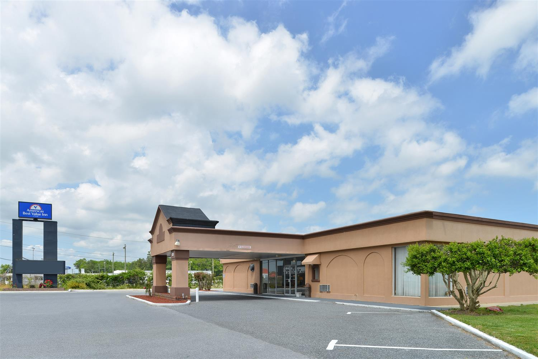 Exterior view - Americas Best Value Inn Pocomoke City
