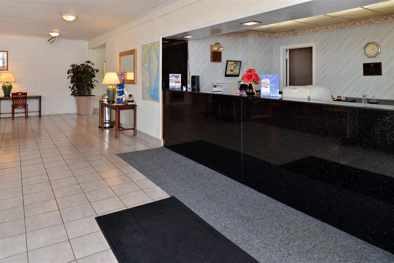 Lobby - Americas Best Value Inn Pocomoke City