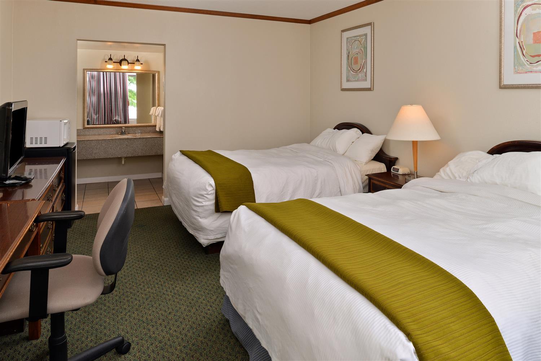 Room - Americas Best Value Inn Pocomoke City