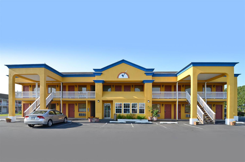 Exterior view - Americas Best Value Inn Princess Anne