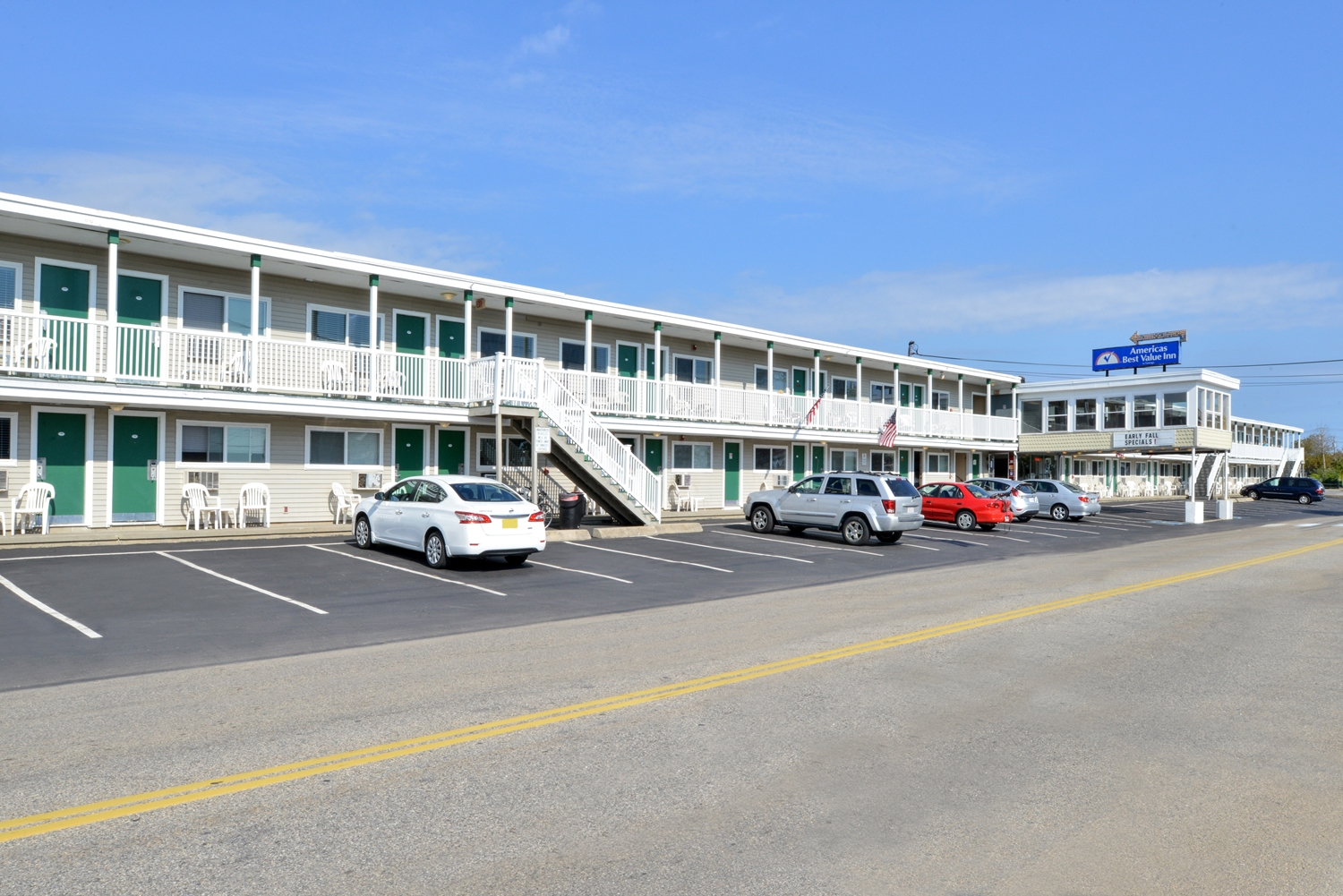 Exterior View Americas Best Value Inn Old Orchard Beach