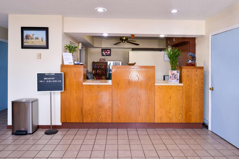 Lobby - Americas Best Value Inn Sullivan