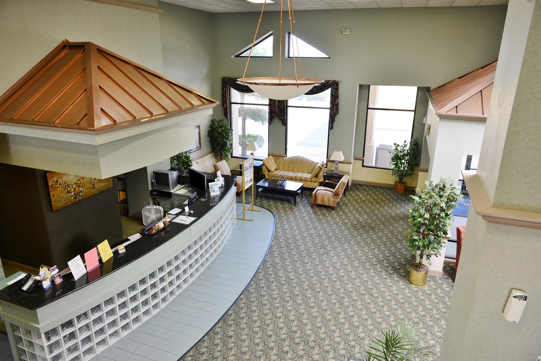 Lobby - Americas Best Value Inn Robinsonville
