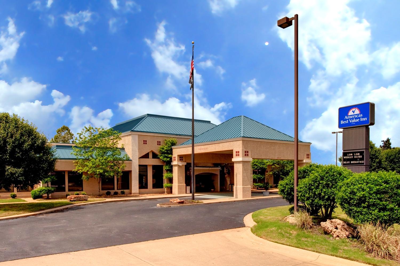 Exterior view - Americas Best Value Inn Robinsonville