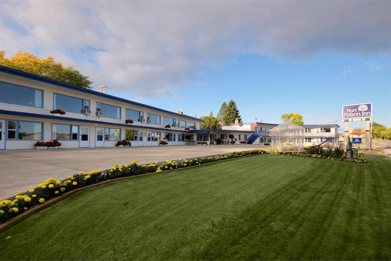 Exterior view - Americas Best Value Inn Polson