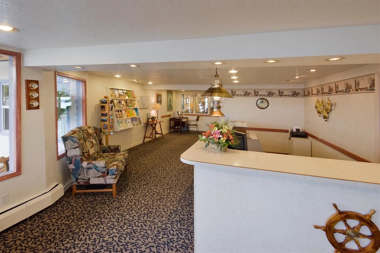 Lobby - Americas Best Value Inn Polson