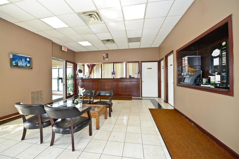 Lobby - Americas Best Value Inn Phillipsburg
