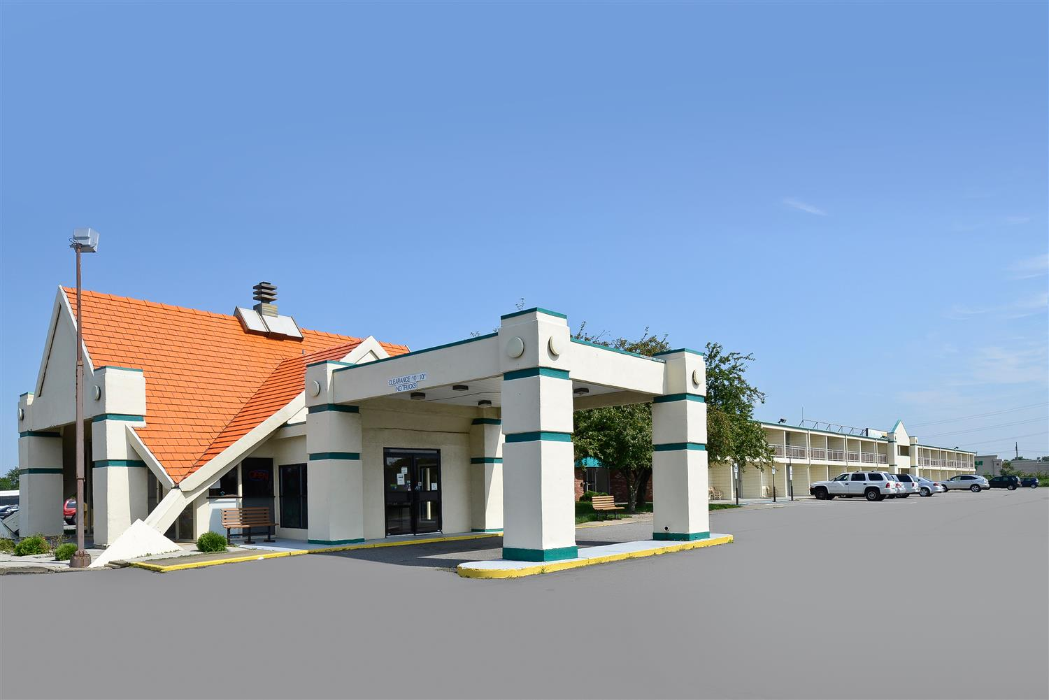 Exterior view - Americas Best Value Inn Phillipsburg