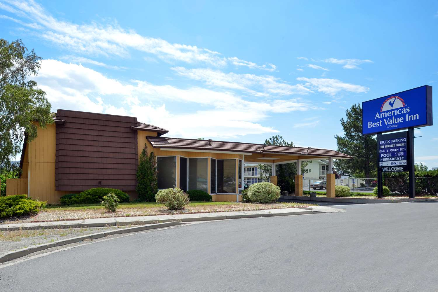 Exterior view - Americas Best Value Inn Carson City