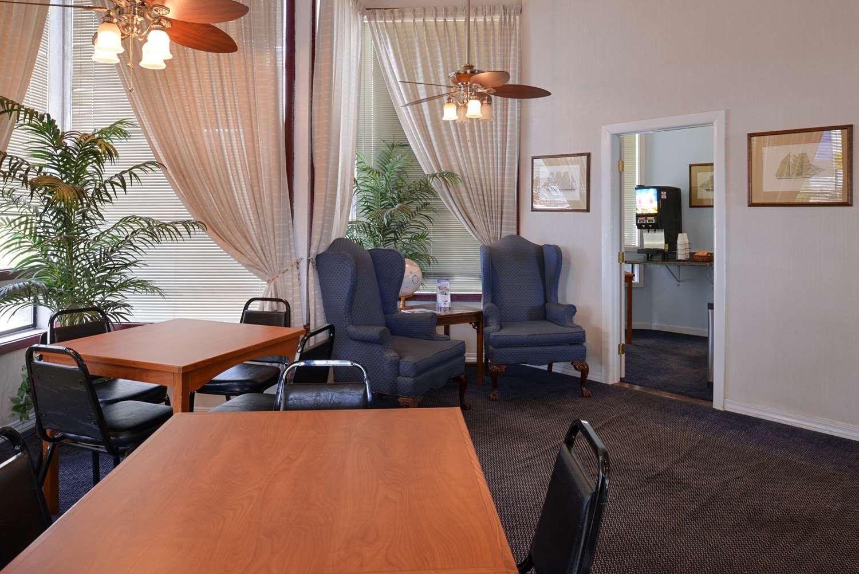 Lobby - Americas Best Value Inn Carson City