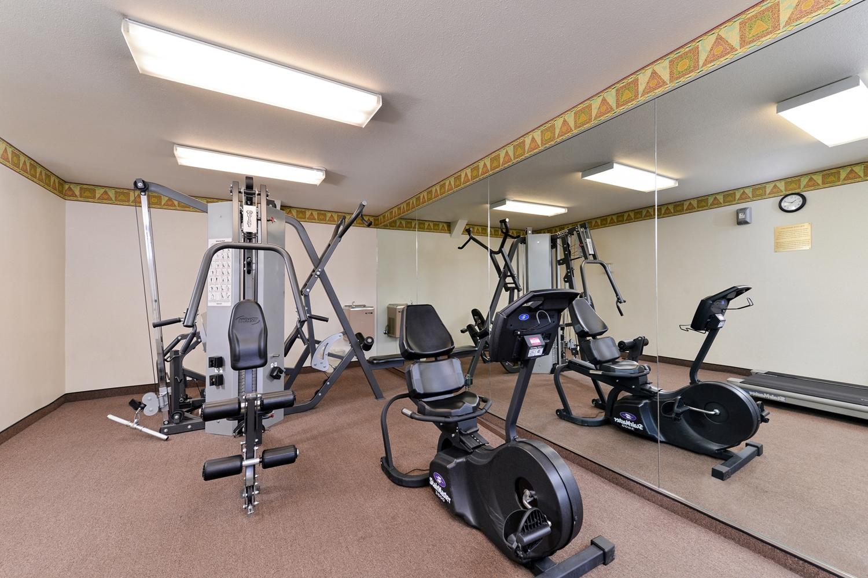 Fitness/ Exercise Room - Americas Best Value Gold Country Inn Elko