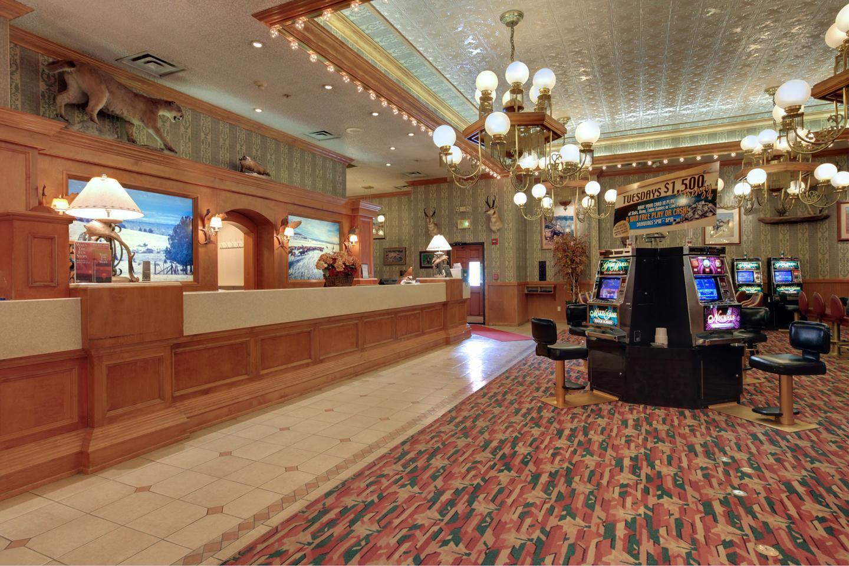 Lobby - Americas Best Value Gold Country Inn Elko