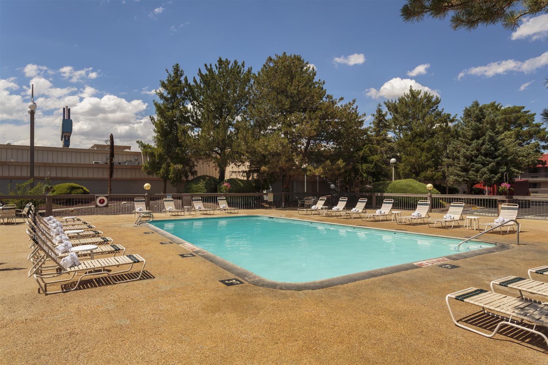 Pool - Americas Best Value Gold Country Inn Elko