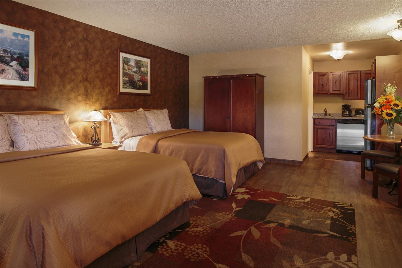 Suite - Americas Best Value Gold Country Inn Elko