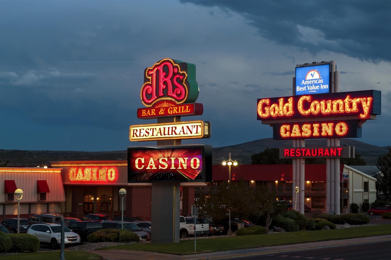 Exterior view - Americas Best Value Gold Country Inn Elko