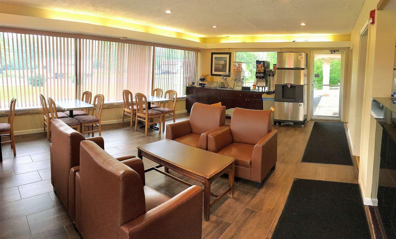 Lobby - Americas Best Value Inn Central Valley