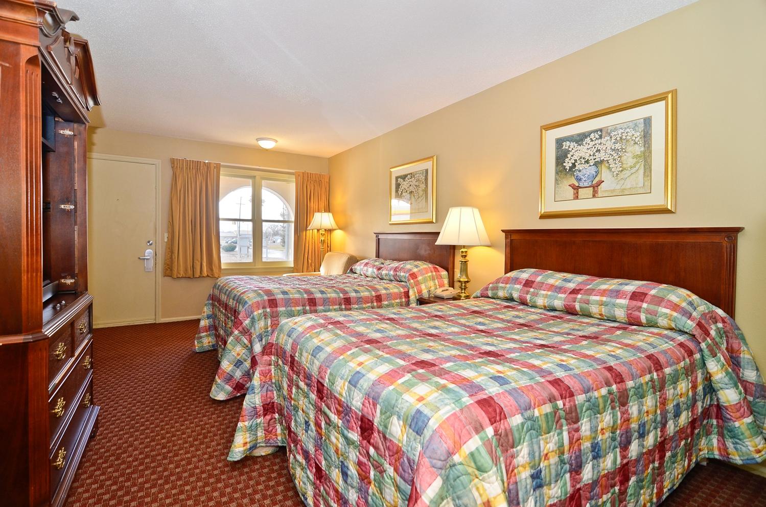 Room - Americas Best Value Inn Chillicothe
