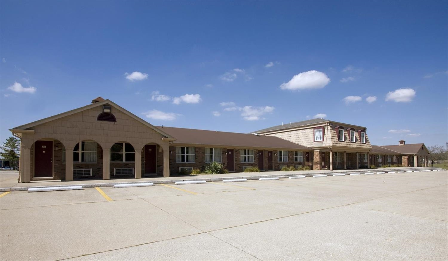 Exterior view - Americas Best Value Inn Chillicothe